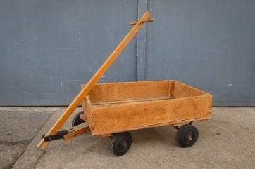 Leiterwagen, Holz, klein