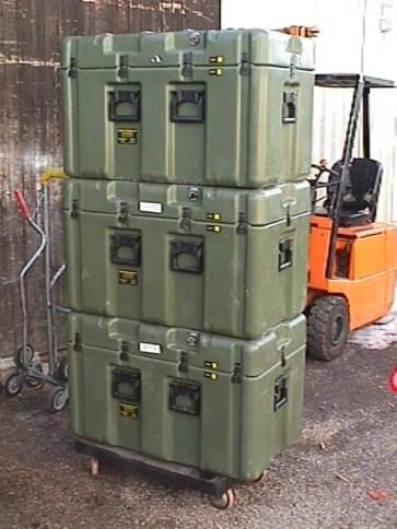 Kunststoffbox, API Box grün, groß