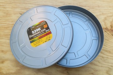 Filmdosen, mittel, 28 cm