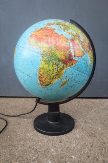 Globus, klein, div.