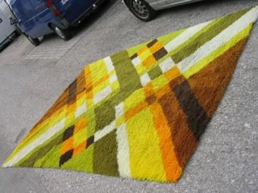 Teppich, Langflor, 70ger