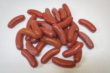 Fleischimmitat, Würstchen