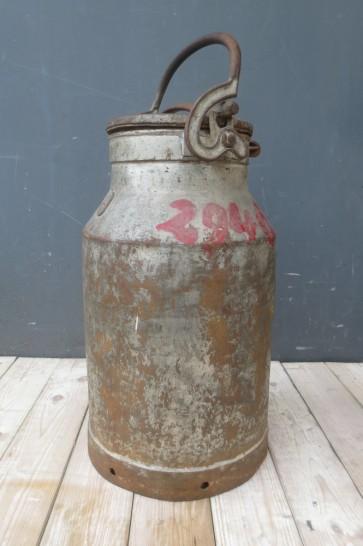 Milchkanne, ca 25l, Metall