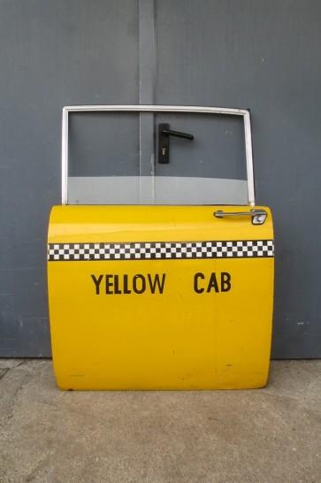 Taxitür, Yellow Cab