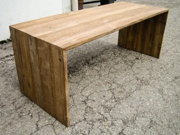 Tisch, Esstisch, Holz, Teakholz
