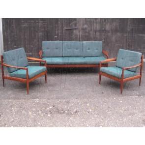 Sofa, Dänemark, Holz