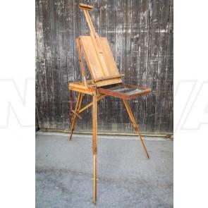 Kofferstaffelei, Holz, tragbar