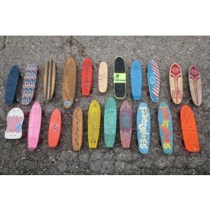 Skateboard, Pennyboard, 70-er Jahre