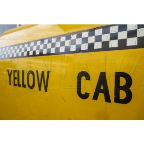 Taxitür, Yellow Cab