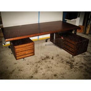 Schreibtisch, Holz, Modell TECNO