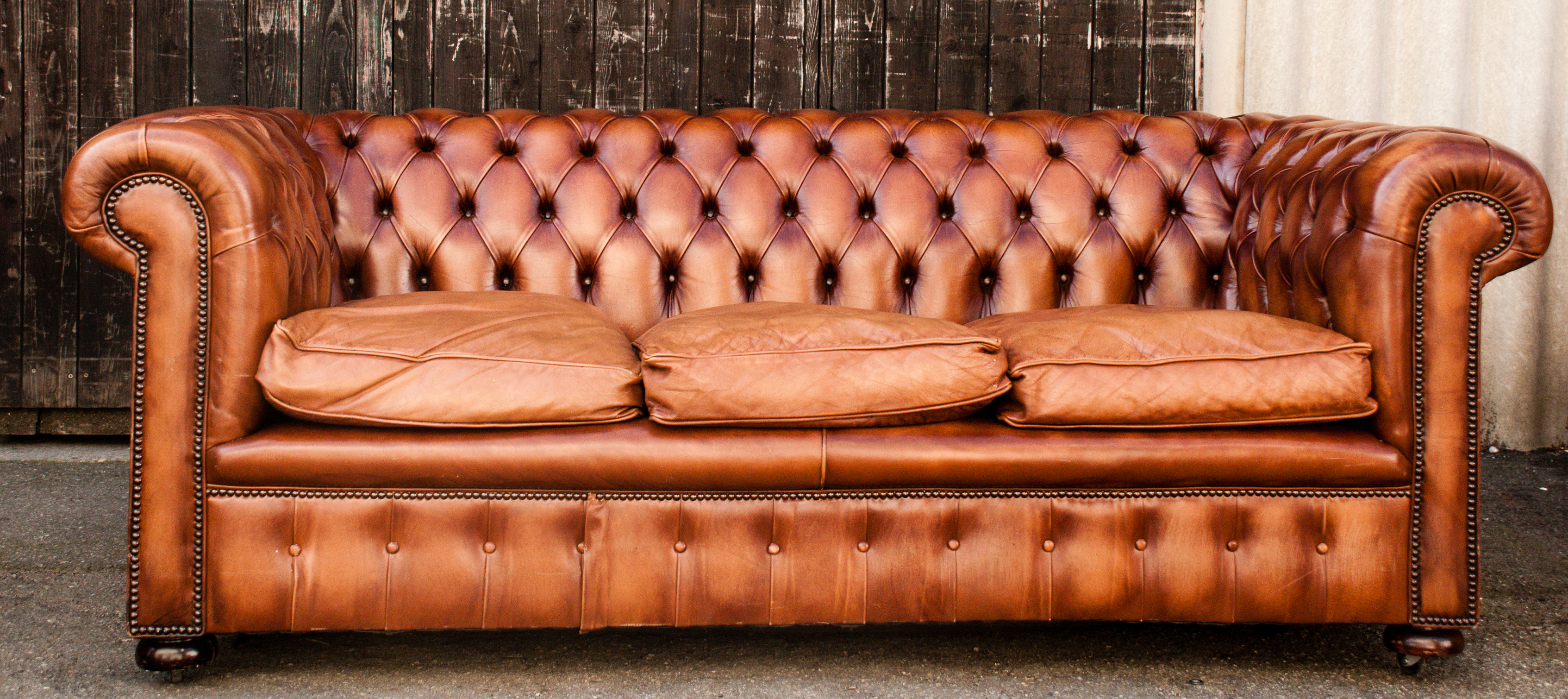 Chesterfield Sofa leihen